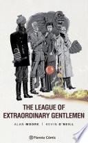 The League of Extraordinary Gentlemen Vol 2 (edición Trazado)