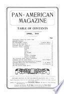 The Pan-American Magazine