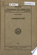 The University of Porto Rico Bulletin