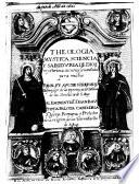 Theologia mystica ...