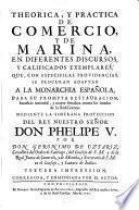 Theorica y practica de comercio y de marina (etc.) 3. impr
