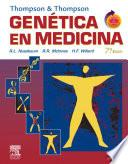 Thompson & Thompson, 7a ed. : genética en medicina