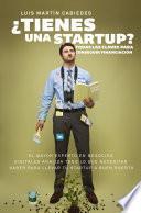 ¿Tienes una startup?
