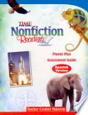 TIME For Kids Nonfiction Readers: Fluent Plus Spanish Assessment Guide
