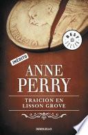 Traición en Lisson Grove (Inspector Thomas Pitt 26)