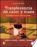 TRANSFERENCIA DE CALOR Y MASA