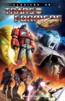 Transformers Marvel UK no 01/08