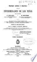 Tratado clínico y práctico de las enfermedades de los niños
