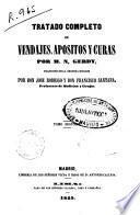 Tratado completo de vendajes, apósitos y curas