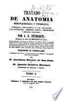 Tratado de anatomía médico-quirúrgica y topográfica