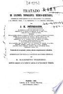 Tratado de anatomía topográfica médico-quirúrgica