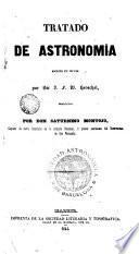 Tratado de astronomía escrito en inglés