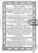 Tratado de la admirable facultad y efectos de los polvos, ò elixir vitae, que Geronimo Chiaramonte, medico siciliano, imprimió en Florencia el año 1620, conocidos en esta Corte por el nombre de Lac Terrae ...