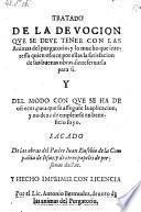 Tratado de la devocion que se deve tener con las animas del purgatorio ... sacado de las obras de Juan Eusebio (Nierenberg) Y de otros papeles de personas doctas