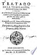 Tratado de la Tribulacion, etc