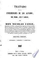 Tratado de las enfermedades de los ganados, del perro, aves y abejas