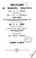 Tratado de medicina practica