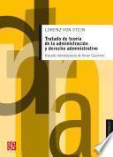 Tratado de teoría de la administración y derecho administrativo