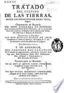 Tratado del cultivo de las tierras