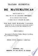 Tratado elemental de matemáticas, 2 (2na part)