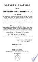 Tratado práctico de las enfermedades sifilíticas,...