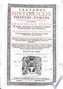 Tratados historicos, politicos, ethicos, y religiosos de la monarchia de China