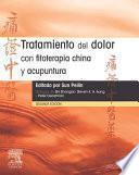 Tratamiento del dolor con fitoterapia china y acupuntura