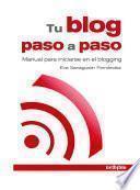 Tu Blog Paso a Paso