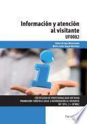 UF0082 - Información y atención al visitante
