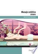 UF0093 - Masaje estético