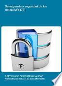 UF1473 - Salvaguarda y seguridad de los datos