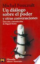 Un diálogo sobre el poder y otras conversaciones