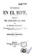 Un prisonero en el Riff
