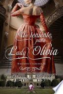 Un teniente para lady Olivia