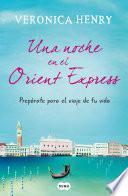 Una noche en el Orient Express