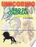 Unicornio Libro para colorear para niñas 7-11 años: Libro de actividades y sudokus para colorear con unicornios para niñas / 31 lindas y únicas página