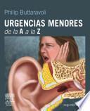 Urgencias Menores. de La A A La Z
