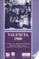 Valencia, 1900
