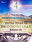 Varias obras de Baldomero Lillo IV