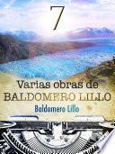 Varias obras de Baldomero Lillo VII