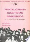 Veinte jóvenes cuentistas argentinos