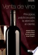 Venta de vino
