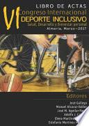 VI Congreso internacional de deporte inclusivo
