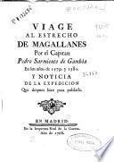 Viage al Estrecho de Magallanes