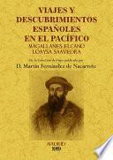 Viajes y descubrimientos españoles en el pacífico