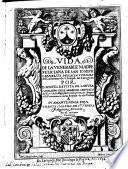 VIDA DE LA VENERABLE MADRE FELICIANA DE SAN IOSEPH CARMELITA DESCALÇA Y PRIORA del Conuento De S. Ioseph De Zaragoza