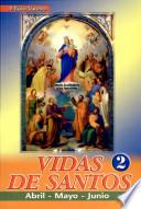 Vida de santos II 1a. ed.
