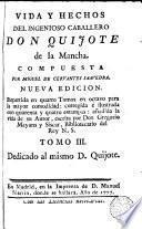 Vida y hechos del ingenioso caballero don Quijote de la Mancha,3