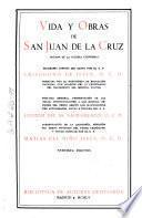 Vida y obras de San Juan de la Cruz