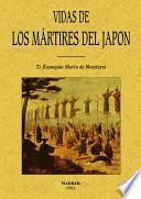 Vidas de los mártires del Japón